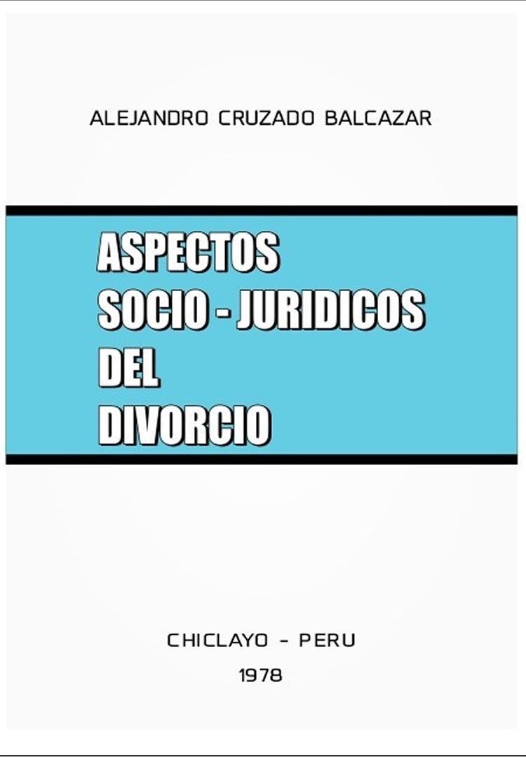 Aspectos Socio-Jurídicos Del Divorcio