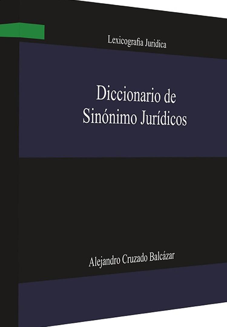 Diccionario De Sinónimos Jurídicos
