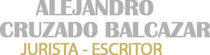 Alejandro Cruzado Balcazar